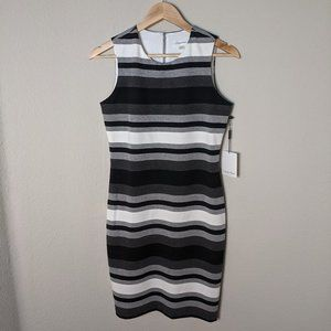 NWT Calvin Klein Mini Dress Stretchy Formal 4